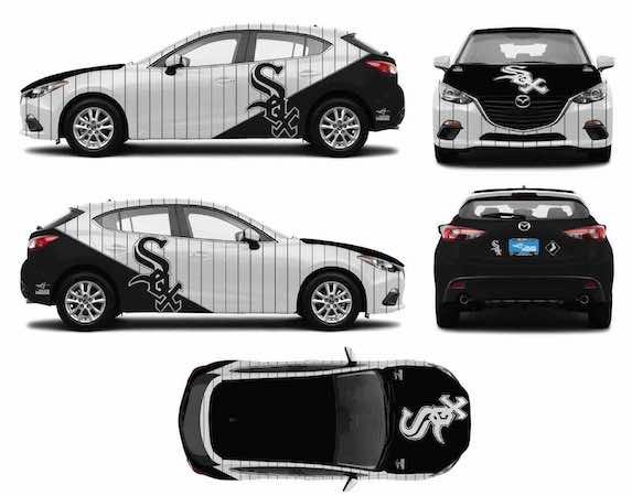 White Sox car