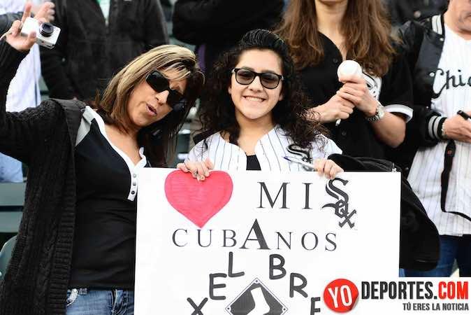 Este viernes 23 de mayo el juego White Sox vs. Yankees es la Noche de Damas -Ladies Night.