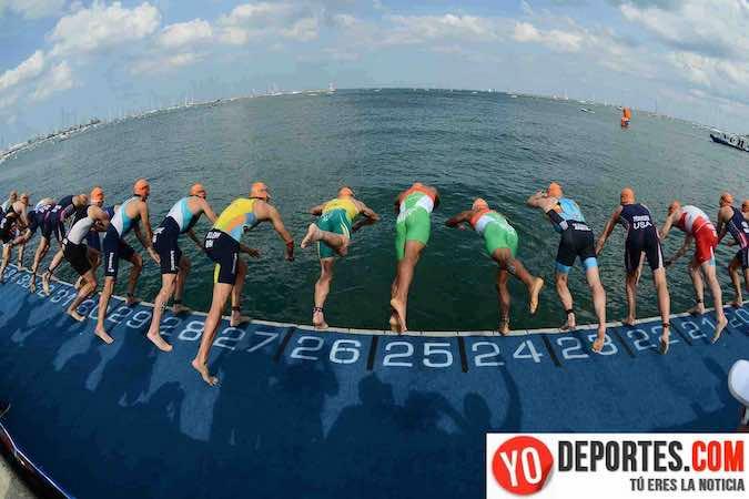 Chicago ITU World Triathlon Series