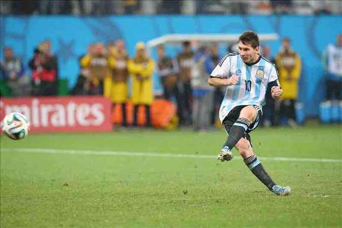 Argentina disputará su quinta final, la tercera contra Alemania. EFE