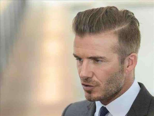 El exfutbolista inglés David Beckham. EFE/Archivo