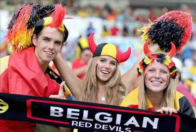 Más de 38 millones de fotos han sido enviadas en Brasil durante el Mundial. EFE