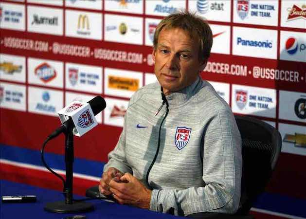 El entrenador de fútbol estadounidense, Jurgen Klinsmann. EFE/Archivo
