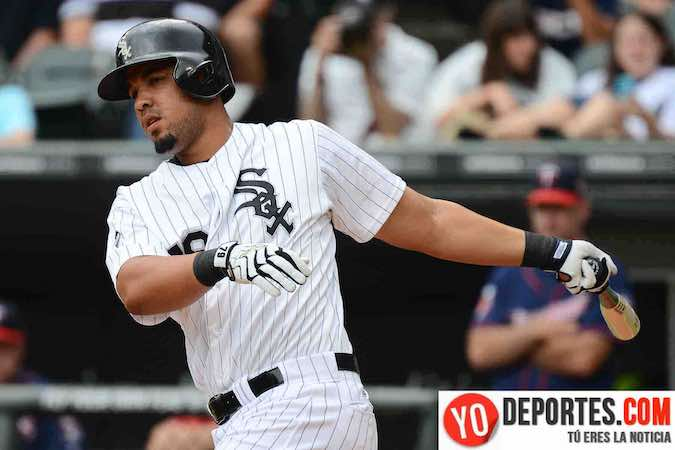 José Abreu de los White Sox nombrado jugador y novato del mes de julio