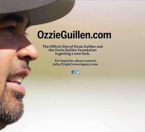 Ozzie Guillen va a regresar pronto