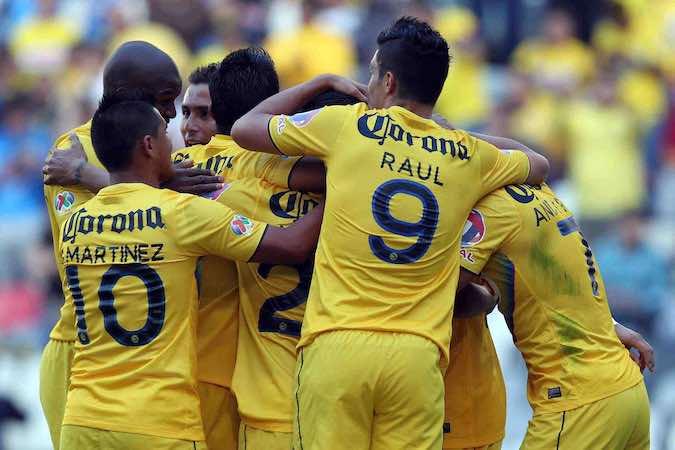 América aplasta 10-1 al Bayamón en la Concachampions. Foto Archivo