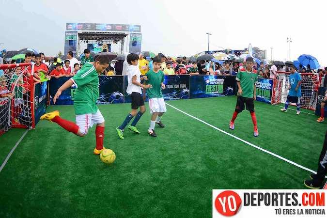 Fiestón de la Liga MX de Univision en Cicero