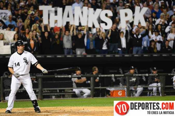 Despedida de Paul Konerko de los White Sox