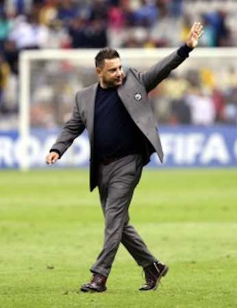 Antonio Mohamed. Notimex