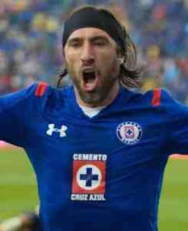 Hugo Mariano Pavone de Cruz Azul