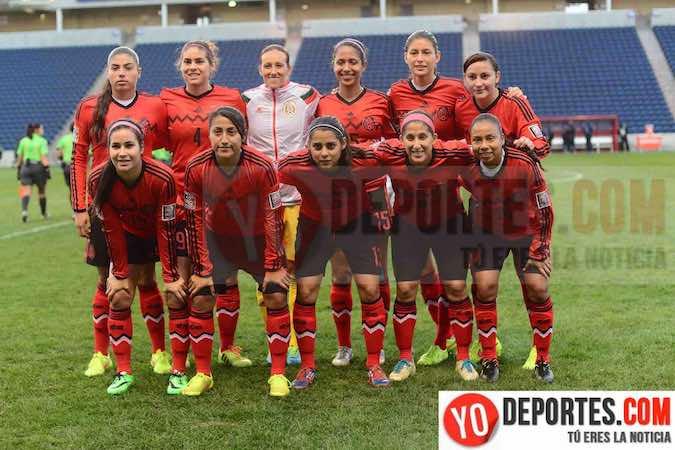 selección mexicana de futbol femenil