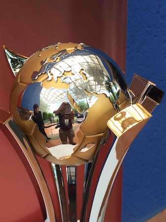 trofeo de Mundial de Clubes