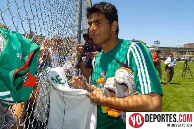Oswaldo Sanchez se retira del futbol