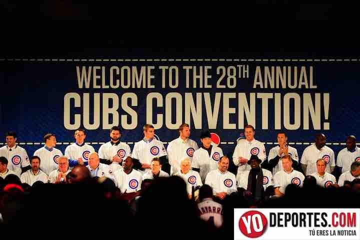 Boletos agotados para la Cubs Convention