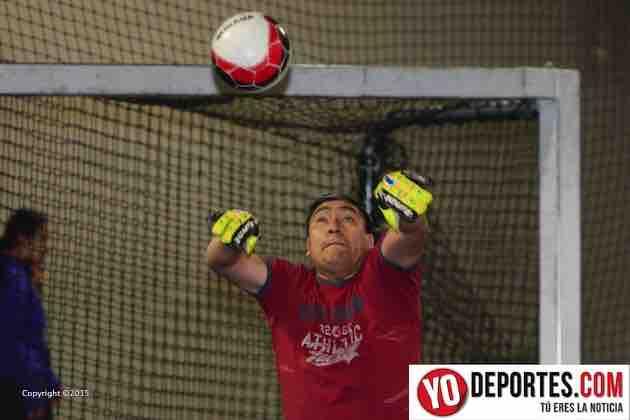 Pique vs. Nicolas Romero Mundo Latino Soccer League