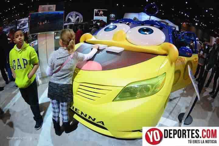 Chicago Auto Show 2015 en el McCormick Place