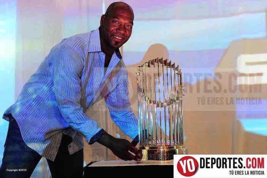 José Contreras lanzará el 10 de abril la primera bola en el Opening Day con Chicago White Sox.