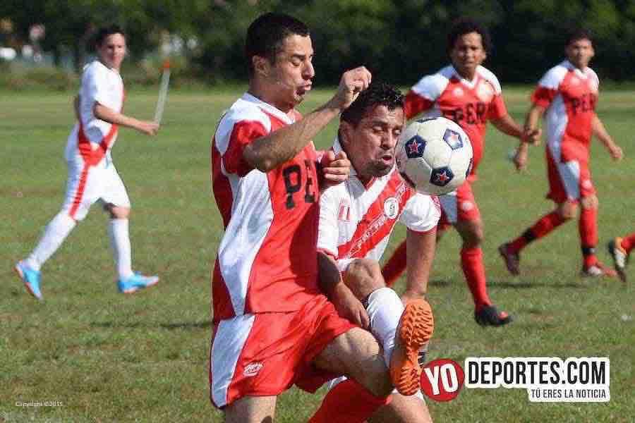 Incas ganan Clásico Peruano de International Chicago Soccer League