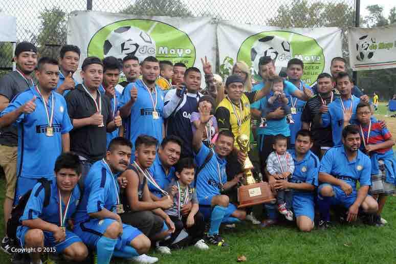 Inter JM 5 de Mayo Soccer League