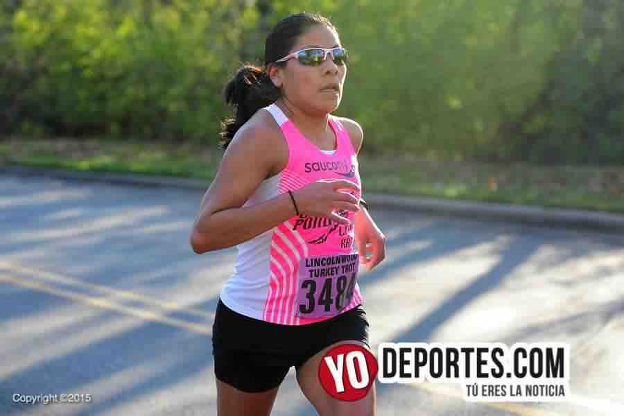Columba Montes 2015 Clif Bar Athlete of the