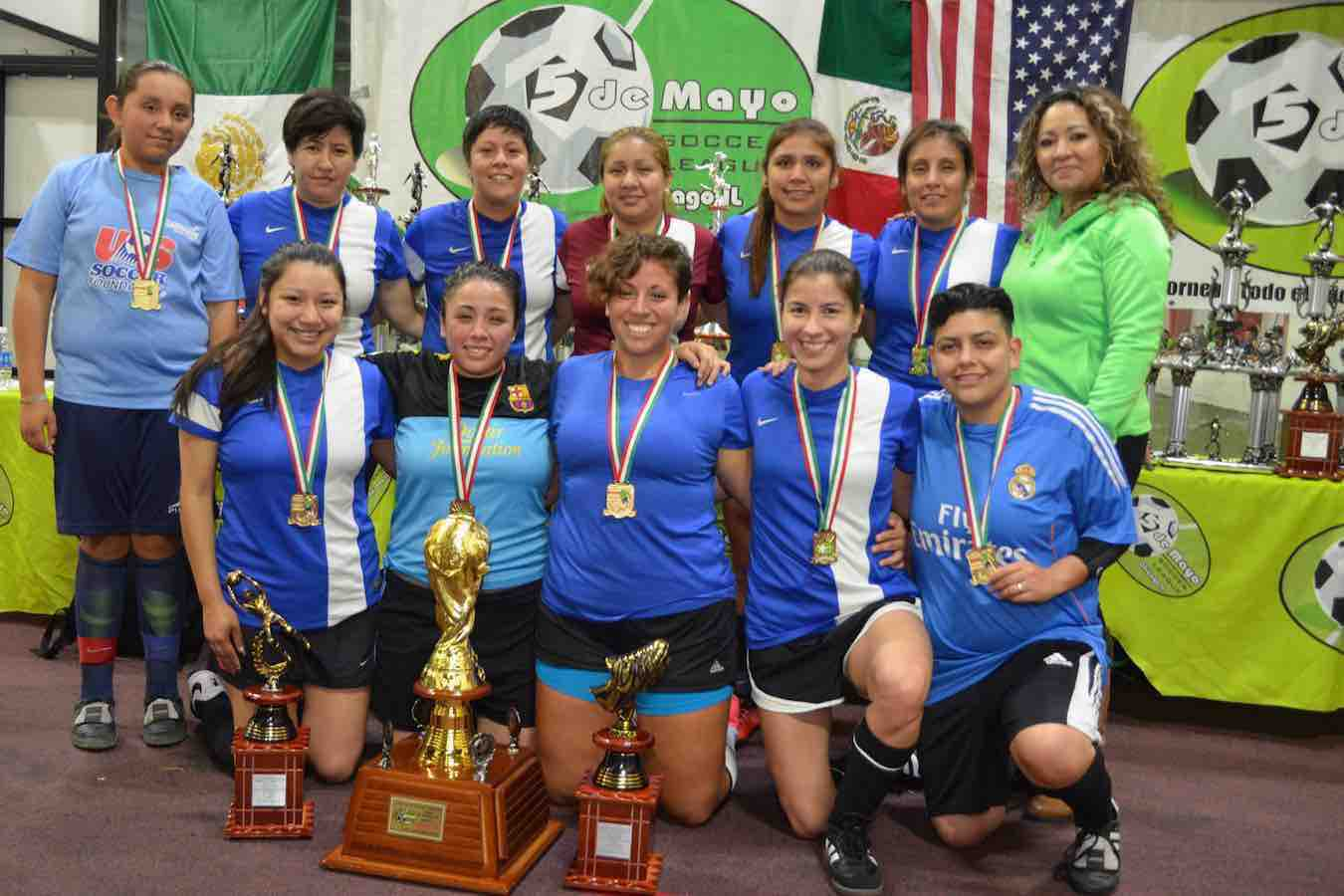 5 de Mayo Soccer League