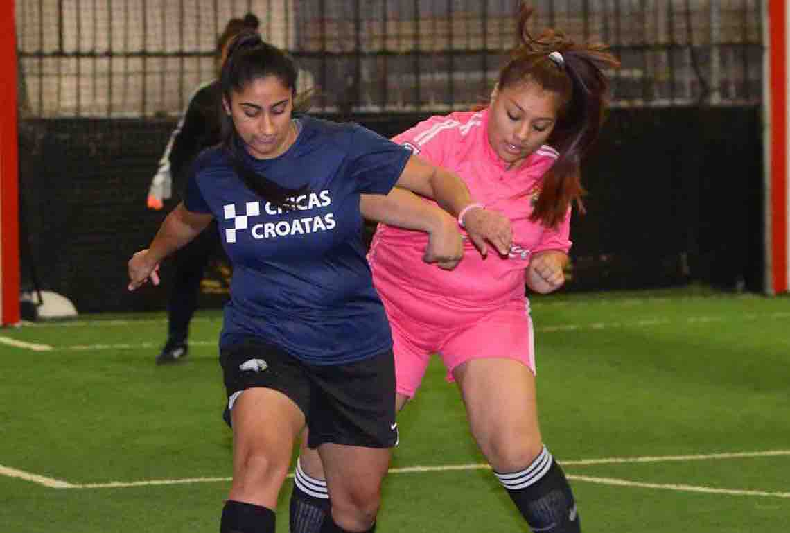 Inter vs. Chicas Croatas Chitown Friday Night League