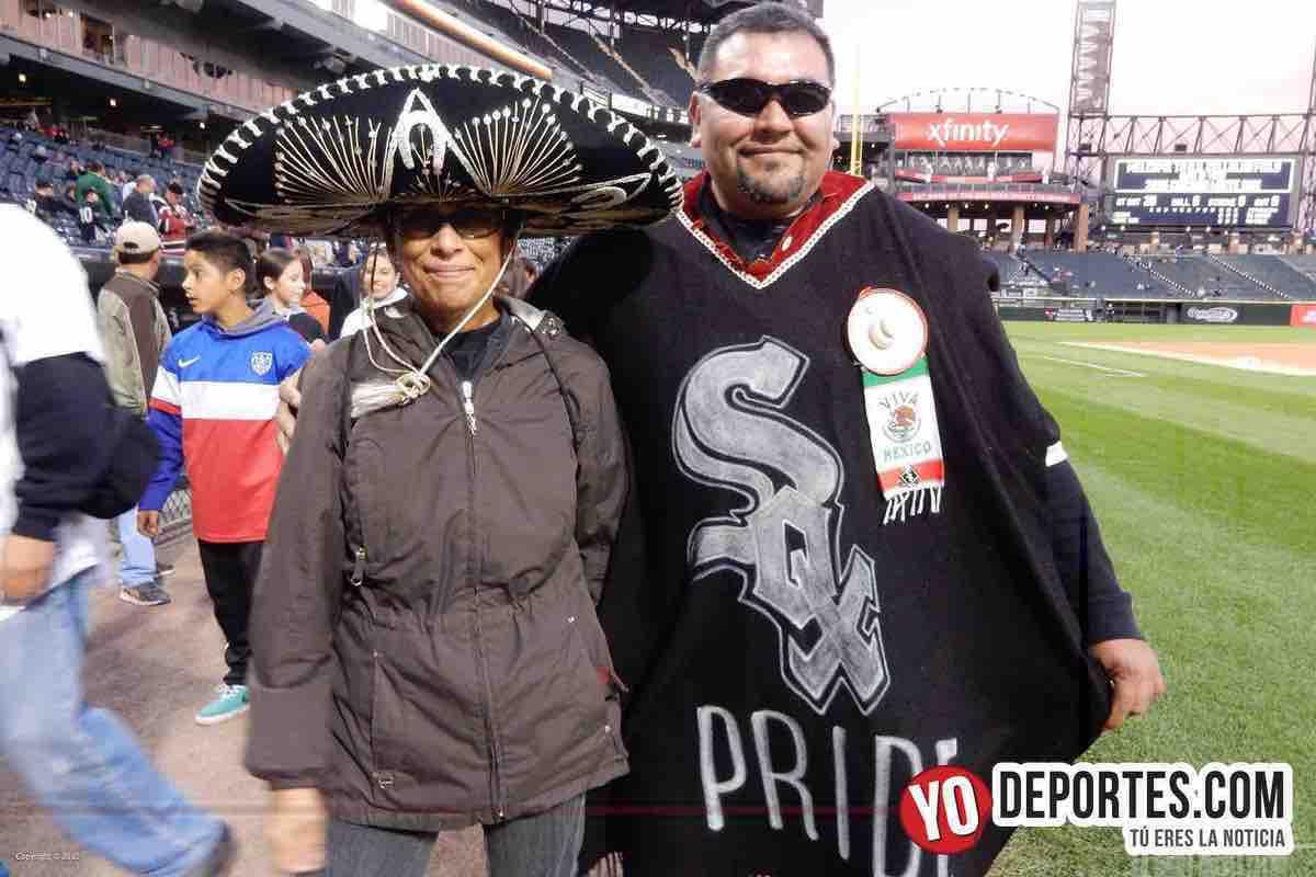 White Sox Mes de la Herencia Hispana