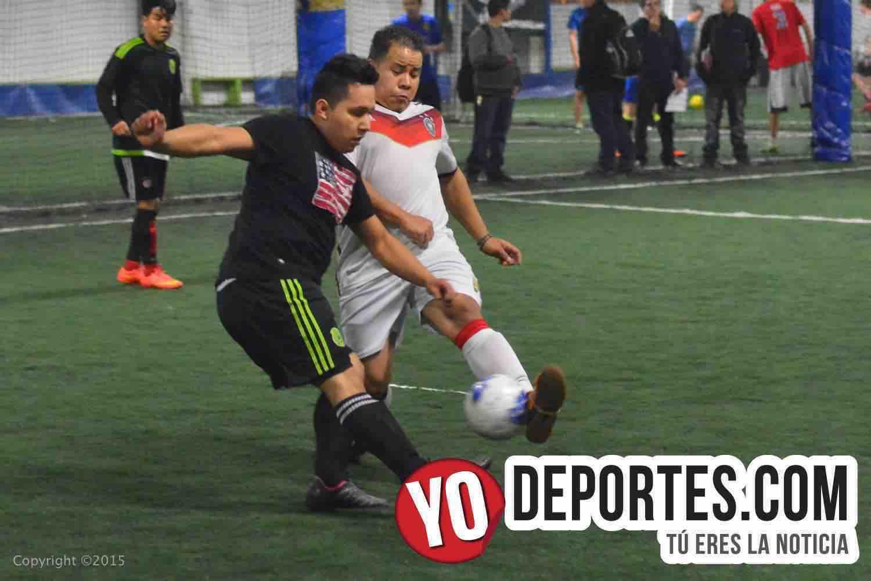 MTZ Deportivo derrota a México en Fuerza Latina Soccer League