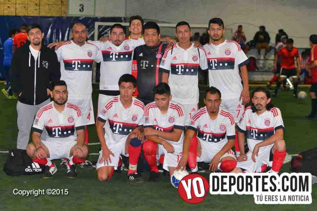Fenix invicto en Internacional Fuerza Latina Soccer League