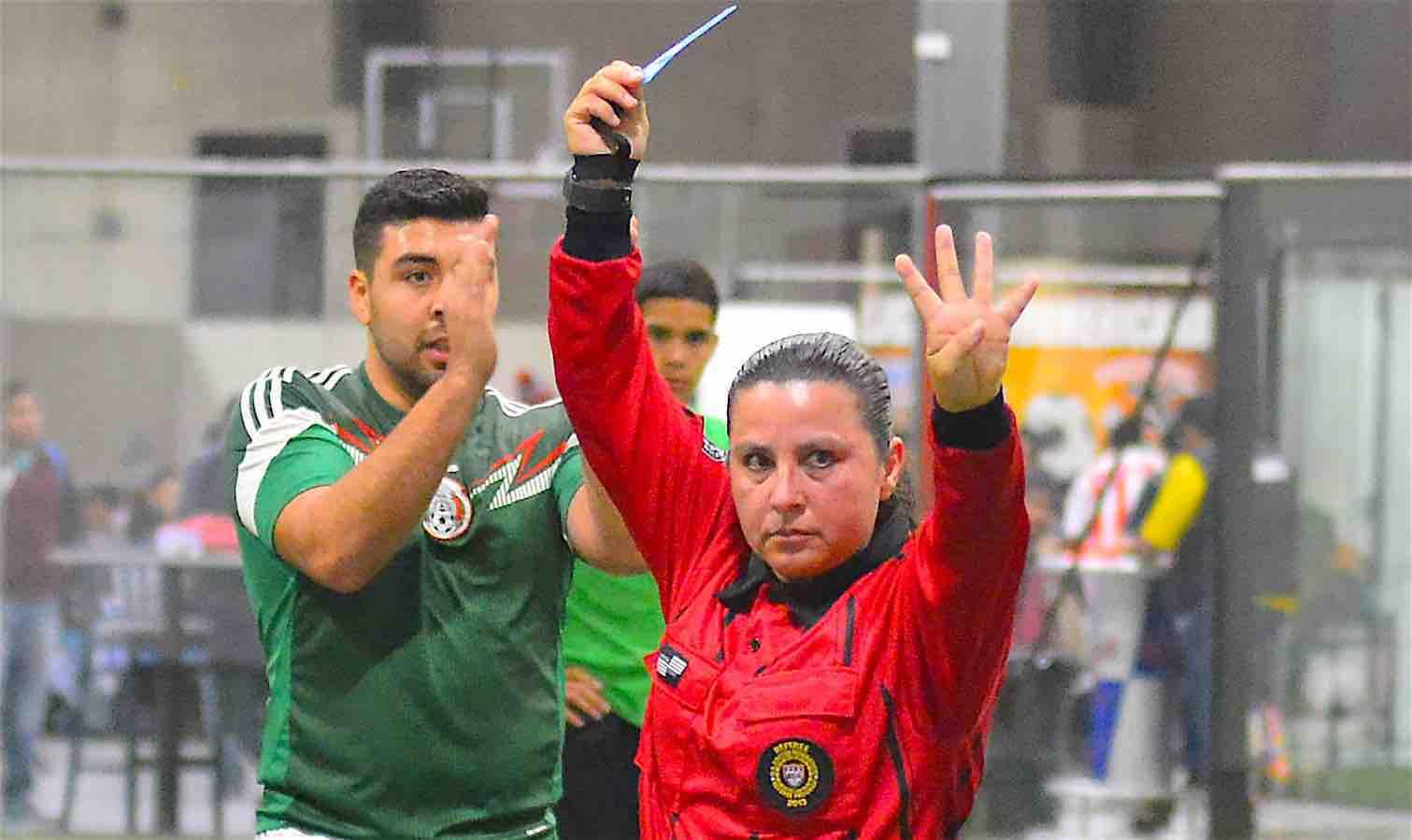 Lucia Montano Champions Liga Latinoamericana