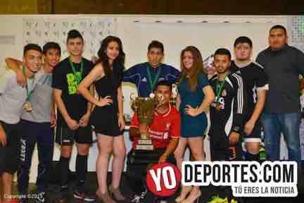 Yautepec campeon de Liga San Francisco