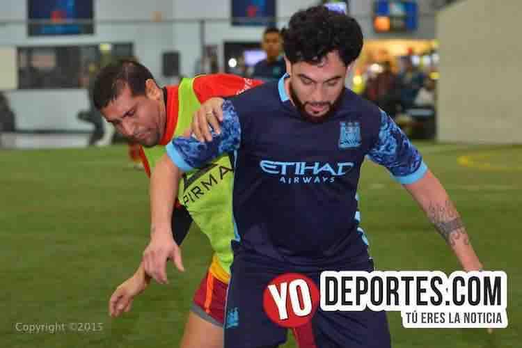 Deportivo 48 contra OMG Liga Latinoamericana