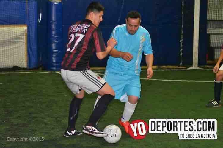 Salamanca empata a los Morritos en Fuerza Latina Soccer League