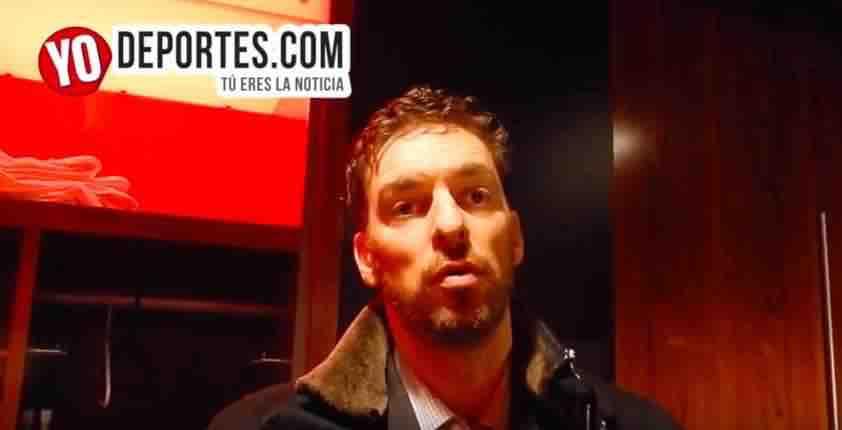 Pau Gasol Bulls pierden contra Nets de Brooklyn