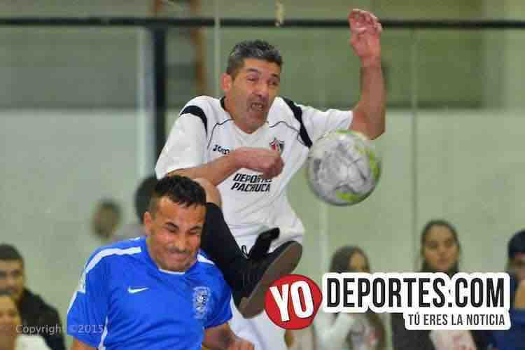 Reynosa SC contra Liverpool FC-veteranos Liga Latinoamericana