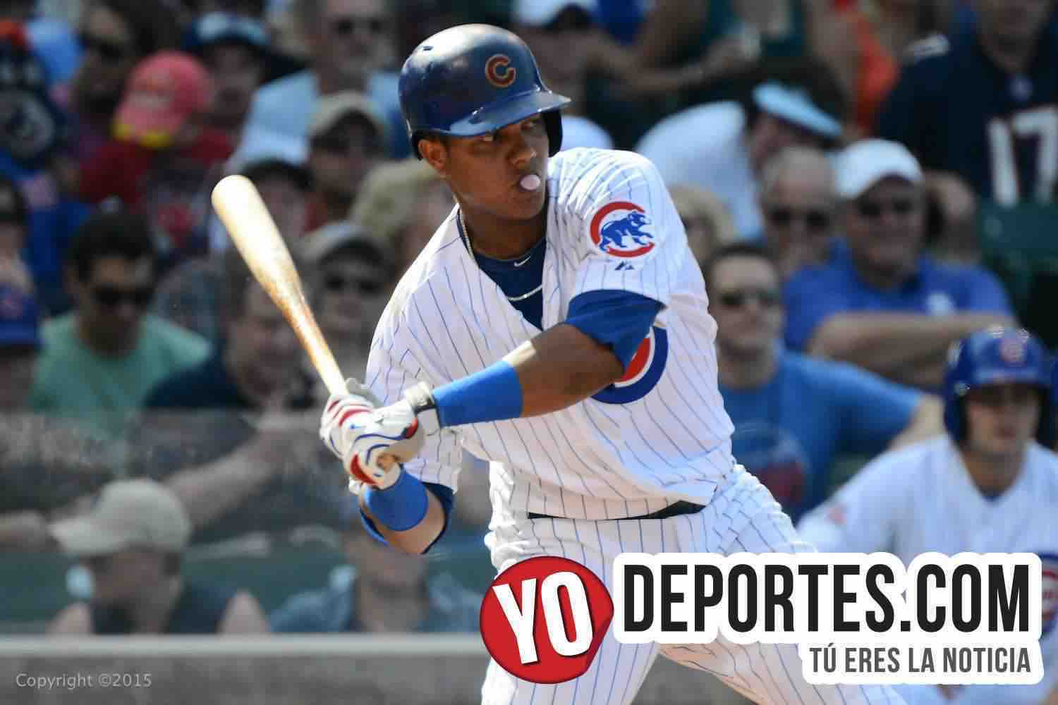 Starlin Castro Cubs a Yankees New York
