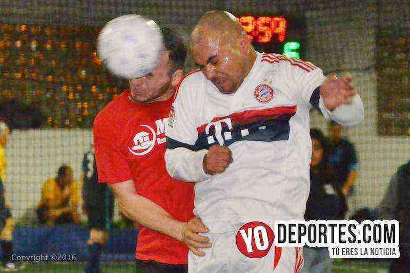 Fotos: Fénix vs. Deportivo MTZ Fuerza Latina Soccer League