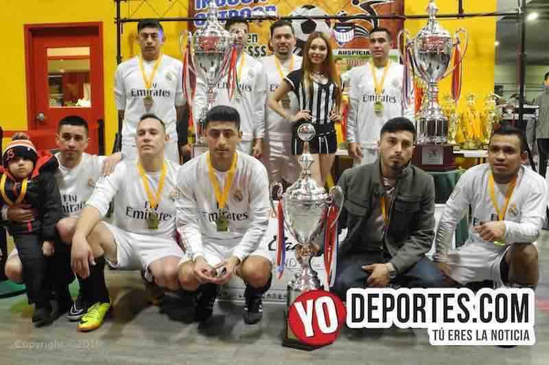 Bosque Real campeones de la Liga Latinoamericana