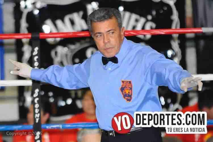 El ex referee Geno Rodriguez acompañará a su hija Gina a los Globos de Oro