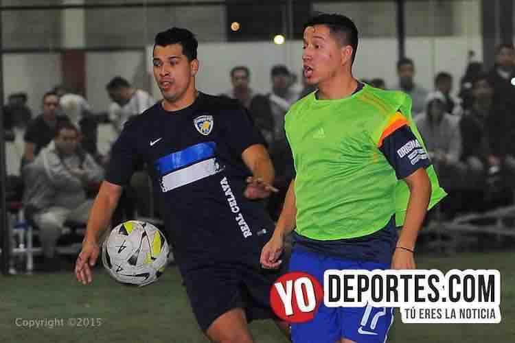 Real Celaya vs. san San Champions Liga Latinoamericana