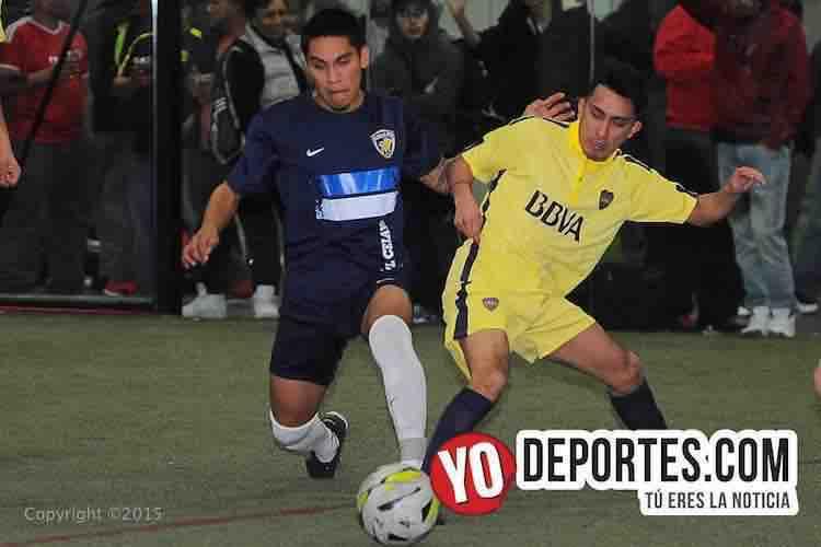 Real Celaya derrotó a Santos San Luis en doble jornada de la Liga Latinoamericana