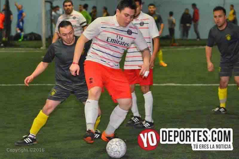 El Deportivo MTZ cayó la noche del viernes 4-1 ante el San Juan en Fuerza Latina Soccer League.