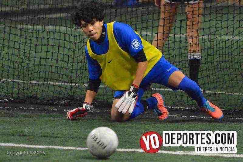 Goliza del FC Porto a Northwind 4 en High School League