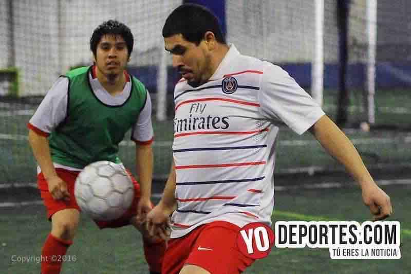 La Juve peligra por un punto en Fuerza Latina Soccer League
