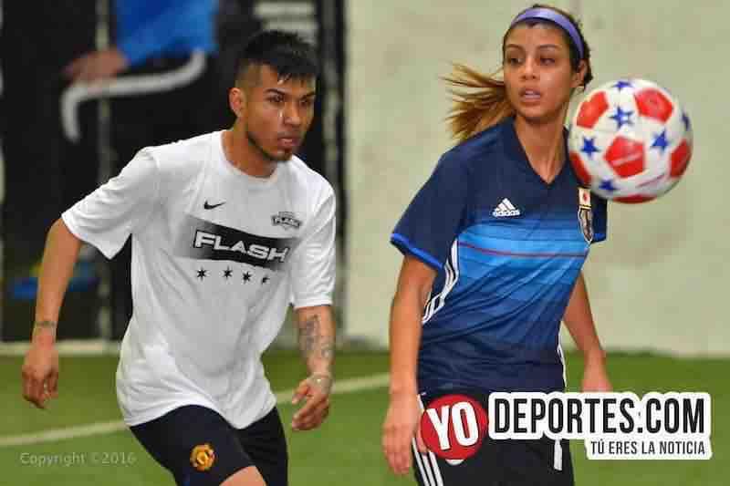 El futbol mixto tiene nuevos campeones
