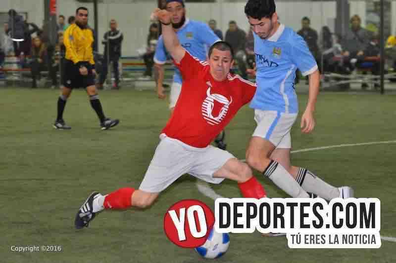 Toros Neza se perfila como favorito en 5 de Mayo Soccer League.