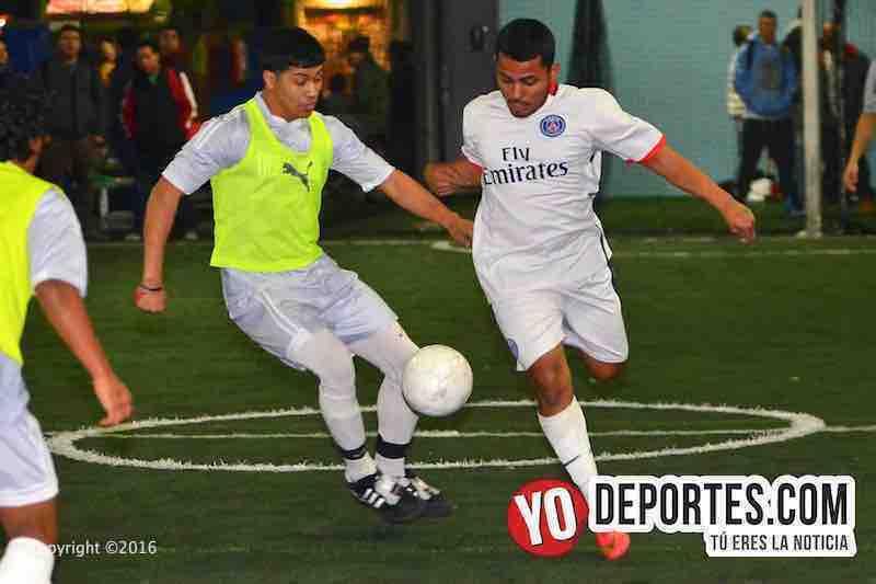 Hidalgo muerde a los Bulldogs en Fuerza Latina Soccer League