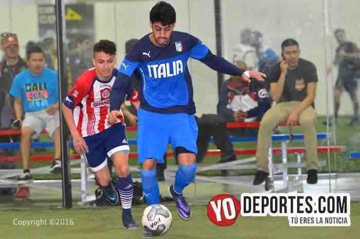 Lobera contra Honduras final inédita en 5 de Mayo Soccer League
