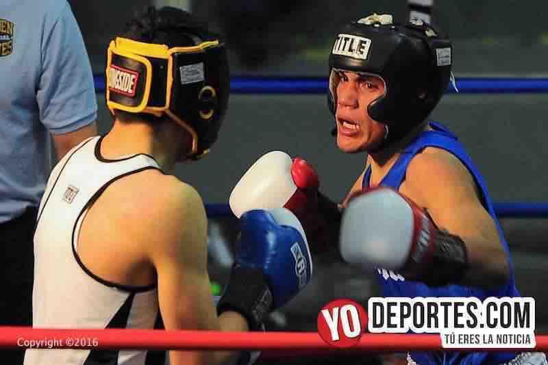 El boxeo cambió la vida de Ismael Benitez