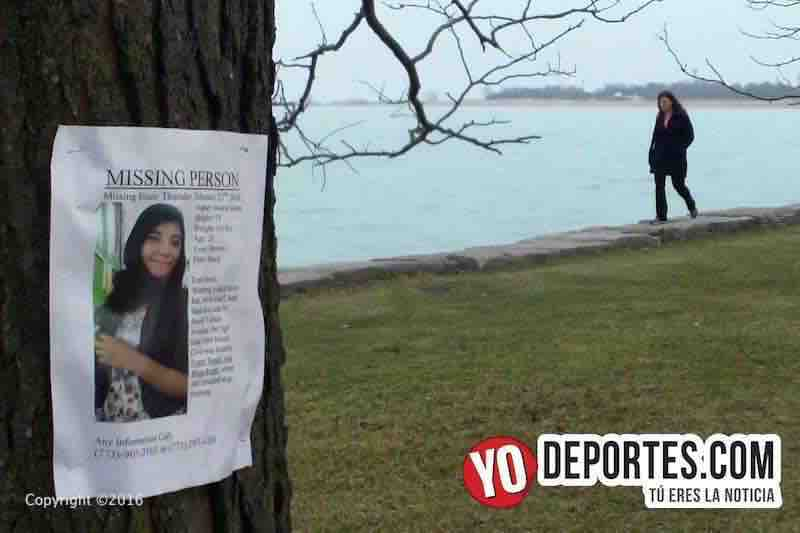 Desaparece corredora frente al lago en Chicago